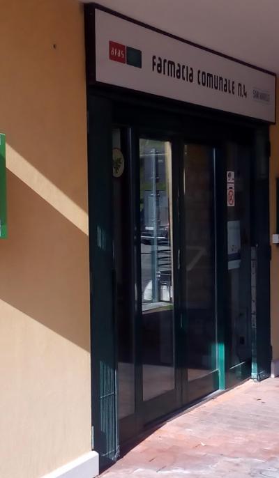 AFAS - Farmacia n.4 San Marco