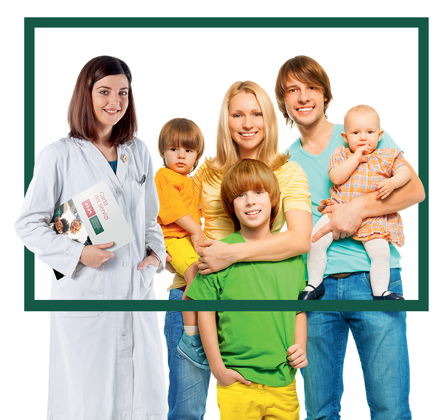AFAS - La Farmacia Sociale - Famiglia e dottoressa