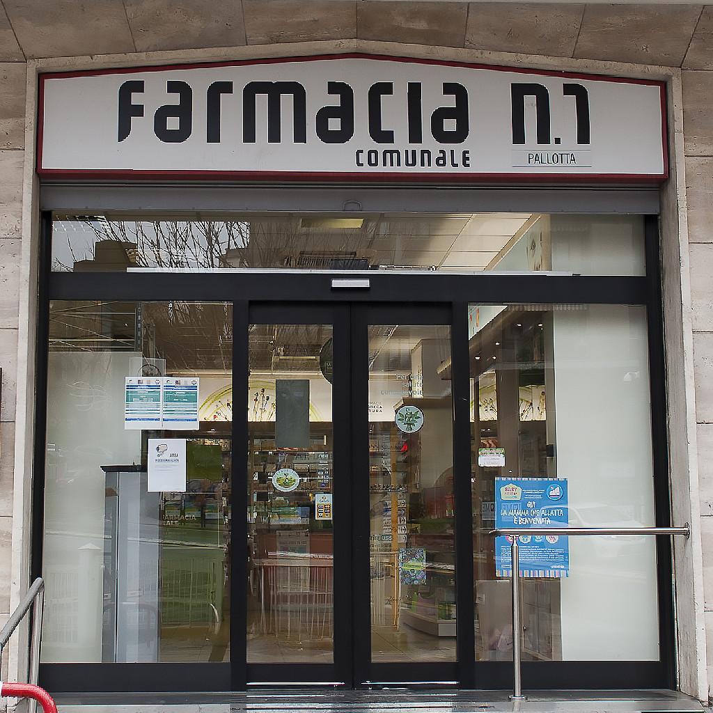 Farmacia Comunale AFAS n.1 - Pallotta