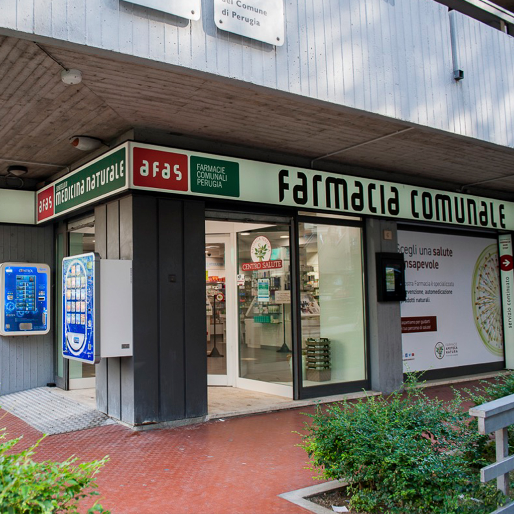 Farmacia Comunale AFAS n.5 Madonna Alta - INGRESSO
