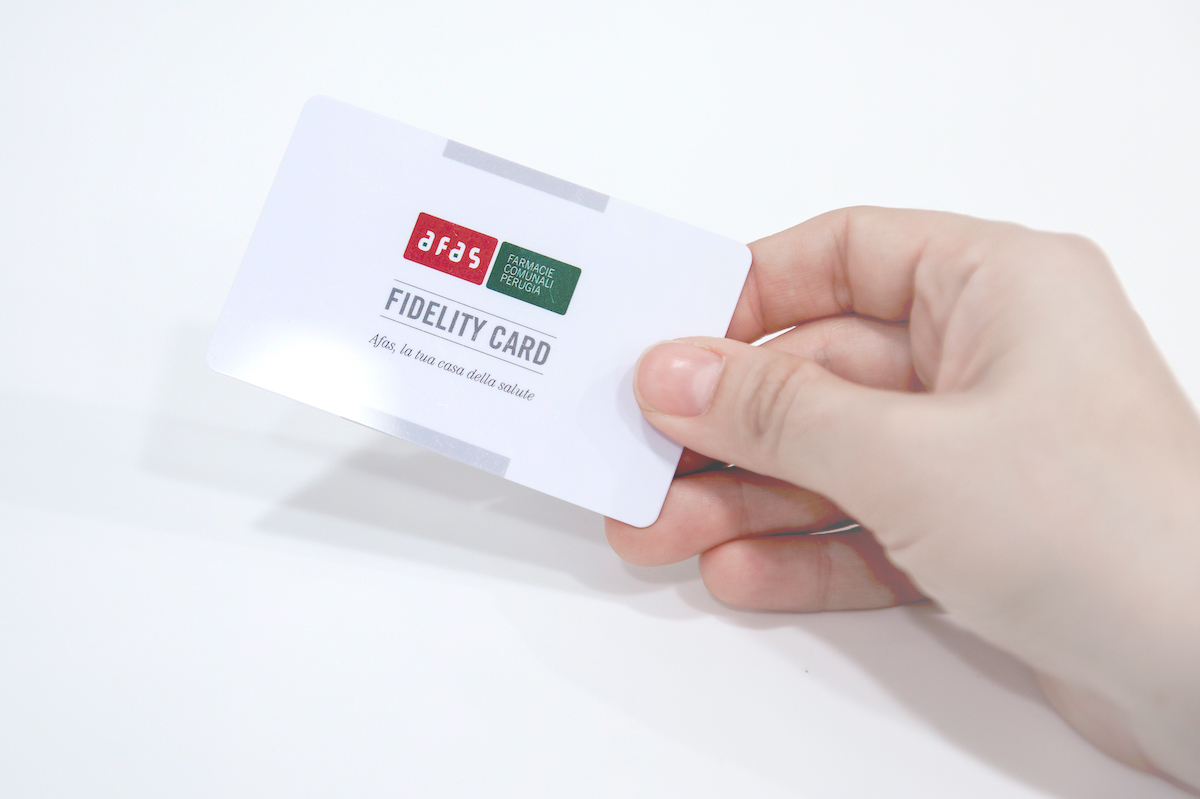 Fidelity Card AFAS